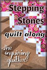 Stepping Stones Quilt Along