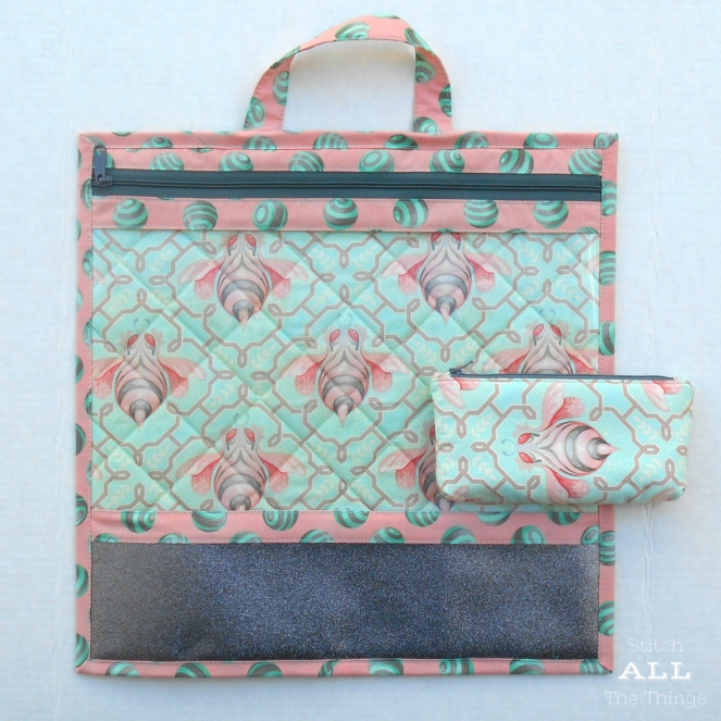 Stitch ALL The Things | Project Bag Bumble
