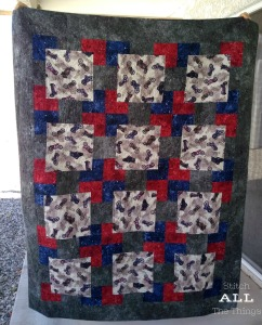 Stitch ALL The Things | Sturgis Quilt