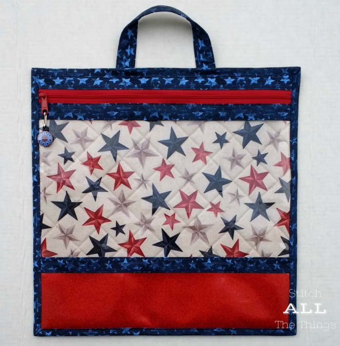 Stitch ALL The Things | Americana Project Bags
