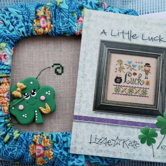 Stitch ALL The Things | A Little Luck project