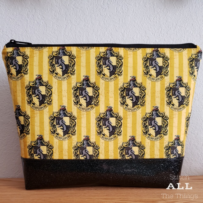 Stitch ALL The Things | Hufflepuff Bag