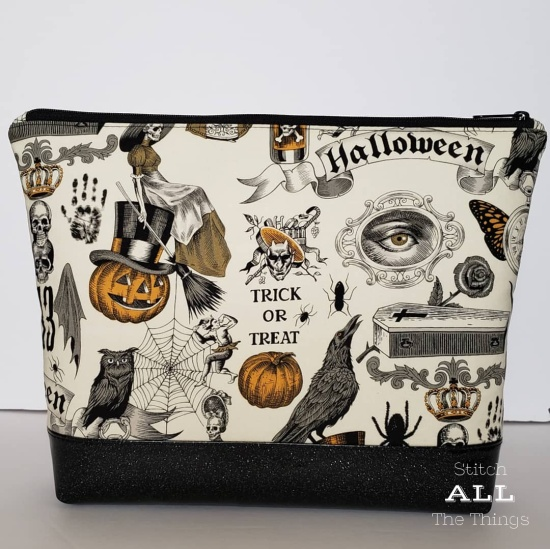 Stitch ALL The Things | Halloween Bag