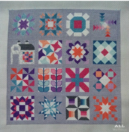Stitch ALL The Things | Quilty Stitches