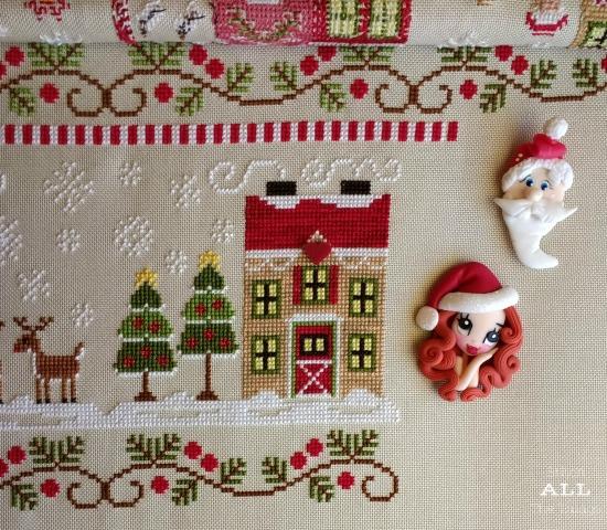 Stitch ALL The Things | Christmas Tree Farm