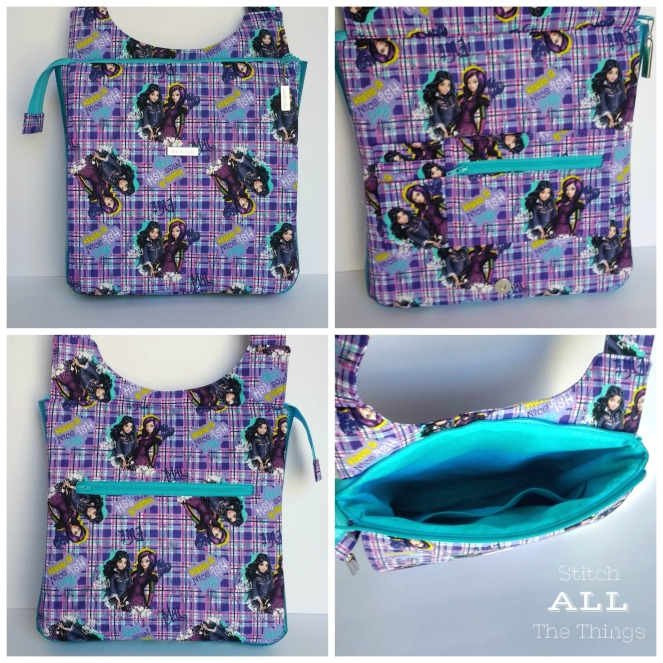 Stitch ALL The Things | Descendants Hyacinth Bag