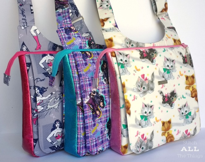 Stitch ALL The Things | Hyacinth Bag Set