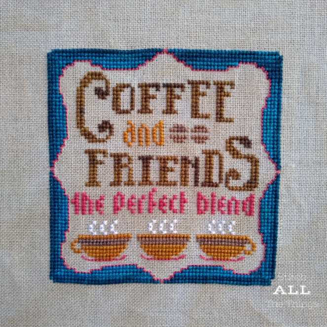 Stitch ALL The Things | Coffee and Friends