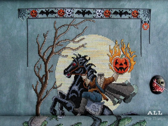Sleepy Hollow Border Progress