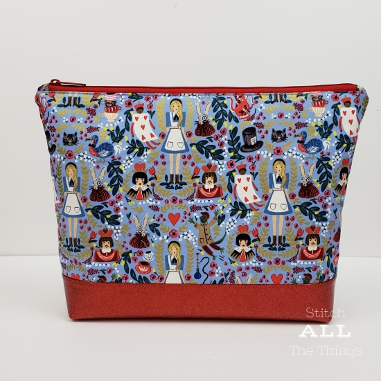 Stitch ALL The Things | Alice Zip Top Bag