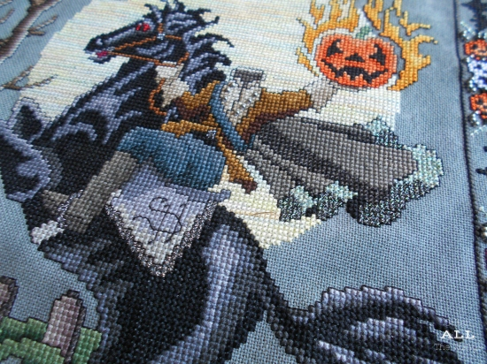 Stitch ALL The Things | Sleepy Hollow Headless Horseman