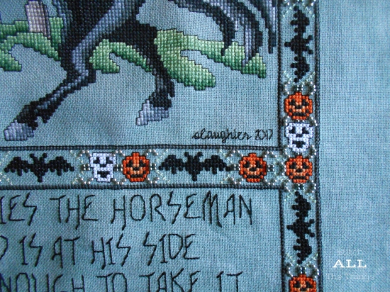 Stitch ALL The Things | Sleepy Hollow Signature