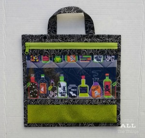 Stitch ALL The Things   Potions Project Bag