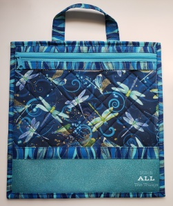 Stitch ALL The Things | Dragonfly Project Bag