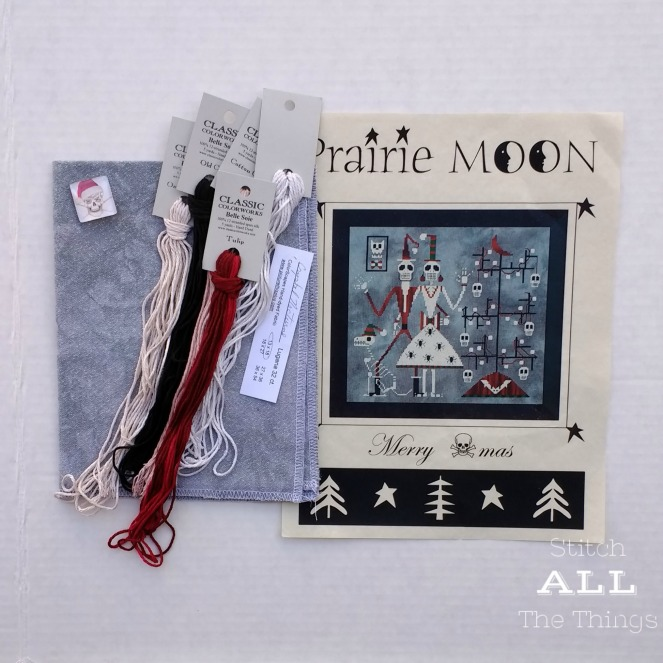 Stitch ALL The Things | Prairie Moon Merry XMas