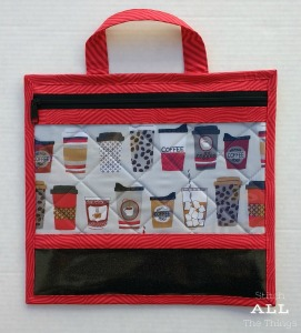 Stitch ALL The Things | Java Love Project Bag