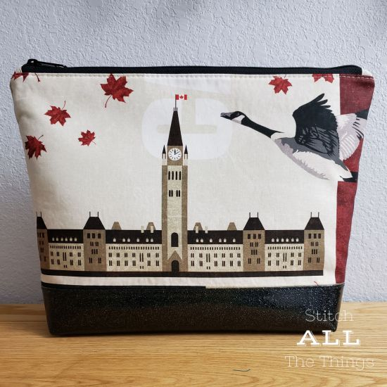 Stitch ALL The Things | Canada Project Bag