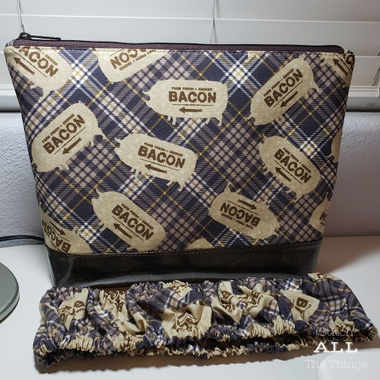 Stitch ALL The Things | Bacon Project Bag