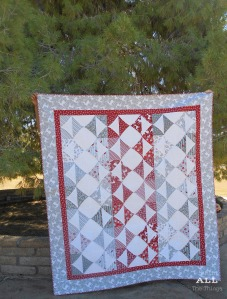 Stitch ALL The Things | The Alpine Quilt