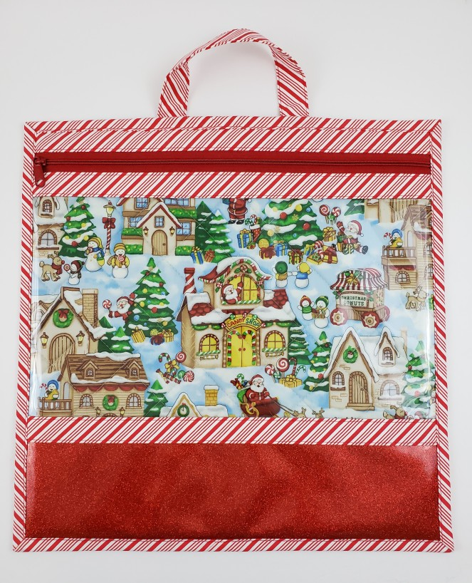 Stitch ALL The Things | Santa's Village