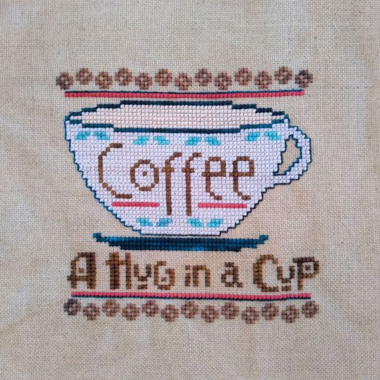 Stitch ALL The Things | Hug In A Cup Finish