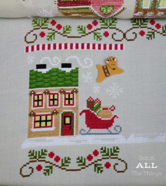 Stitch ALL The Things | Santa's Sleighworks