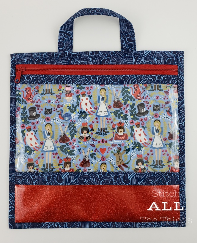 Stitch ALL The Things | Allice Project Bag