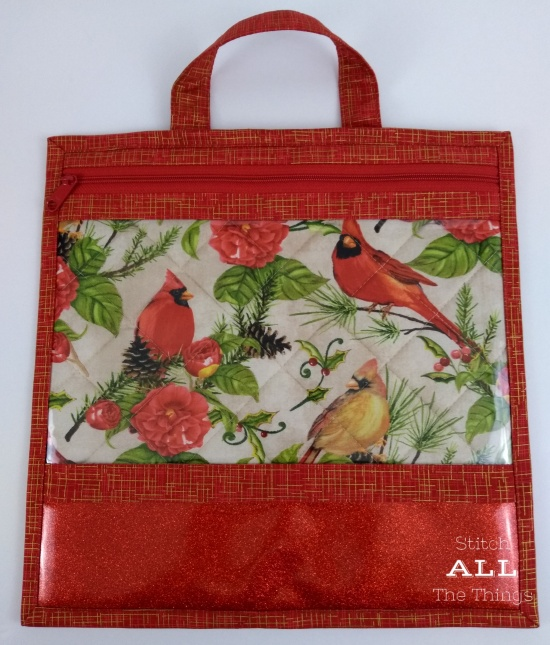 Stitch ALL The Things | Cardinals Bag