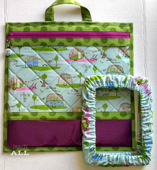 Stitch ALL The Things | Camper Adventure Bag Set