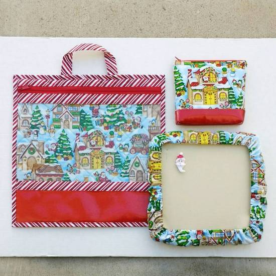 Stitch ALL The Things | Project Bag Stitching Set